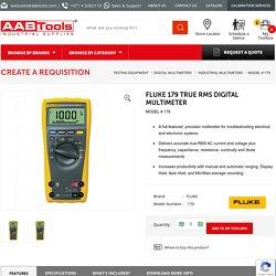 AABTools >>FLUKE 179 True RMS Digital Multimeter