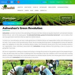 NGO for planting trees in delhi