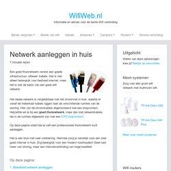 Goed netwerk aanleggen: complete uitleg (voor beginners)