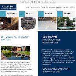 Van der Haar Waterprojecten