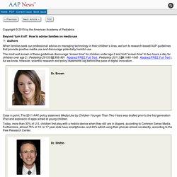AAPNEWS : AAP News