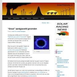 """""""Groot"""" aardgasveld gevonden"""