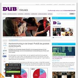 Aardverschuiving in de Uraad: PvdUS de grootste studentenpartij