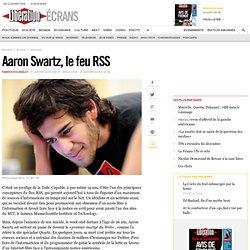 Aaron Swartz, le feu RSS