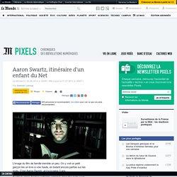 Aaron Swartz, itinéraire d'un enfant du Net
