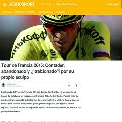 El ciclista español empezó a perder el apoyo de su equipo