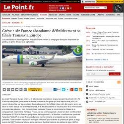 Grève : Air France abandonne définitivement sa filiale Transavia Europe