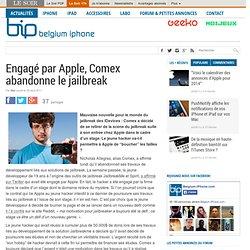 Nicholas Allegras alias Comex