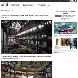 Ces 20 photos de lieux abandonnés vont vous donner des frissons. Surtout les Parcs d'attractions ! - Page 4