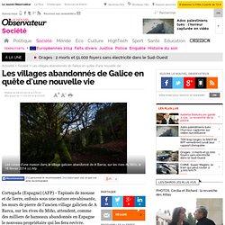 Les villages abandonnés de Galice en quête d'une nouvelle vie - 11 mars 2014