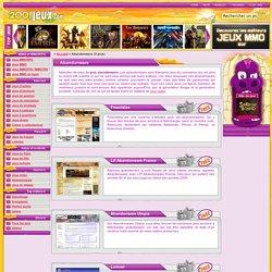 Abandonware - Vieux jeux gratuits à télécharger