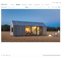 ÁBATON: Portable Home ÁPH80