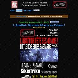 40 ans de l'Abattoir à Lillers