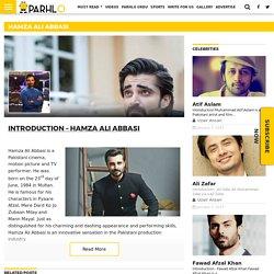 Hamza Ali Abbasi - Biography, Career, Politics, Films and Family