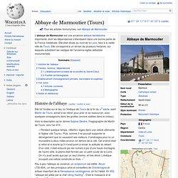 Abbaye de Marmoutier (Tours)