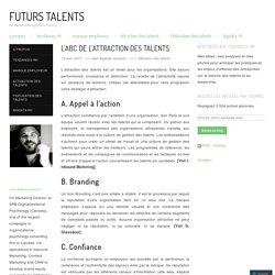 L'ABC de l'attraction des talents