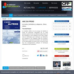 ABC DU FROID - Librairie