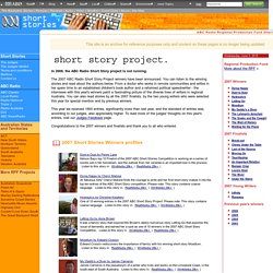 ABC Short Stories » Home