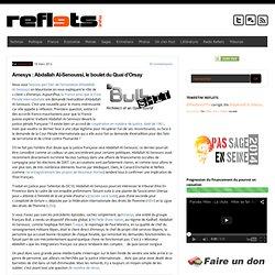 Amesys : Abdallah Al-Senoussi, le boulet du Quai d'Orsay