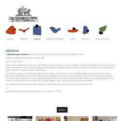 Abécédaires - Formation/animation - ATI