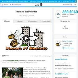 abeilles électriques