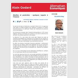 Alain Godard » Blog Archive » Abeilles et pesticides : quelques rappels à l'histoire