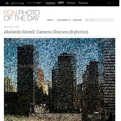 Abelardo Morell: Camera Obscura (8 photos) | PDN Photo of the Day