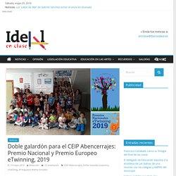Doble galardón para el CEIP Abencerrajes: Premio Nacional y Premio Europeo eTwinning, 2019