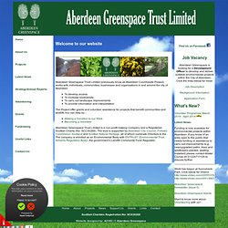 aberdeengreenspace.org.uk