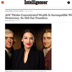 AOC's Call For Abolishing Billionaires Is Deeply American