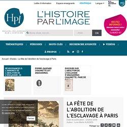 La fête de l'abolition de l'esclavage à Paris