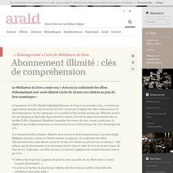 Abonnement illimité : clés de compréhension – Arald