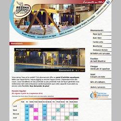 Abonnement Aqua-gym - Centre culturel et sportif Regina Assumpta