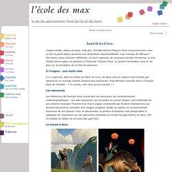 François Roca / l'école des max