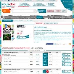 Abonnement magazine par Toutabo.com