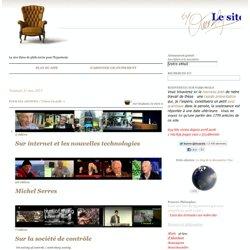 VIDEOS PHILOSOPHIQUES ET DOCUMENTAIRES