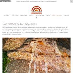 Histoire art Aborigene — Art Aborigene d'Australie - Aboriginal Signature gallery