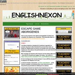 Aborigenes escape game australie australia aborigines collège lycée