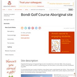 Bondi Golf Course Aboriginal site - Creative Spirits