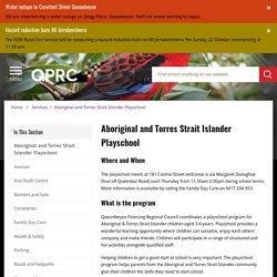 Aboriginal and Torres Strait Islander Playschool - Queanbeyan-Palerang