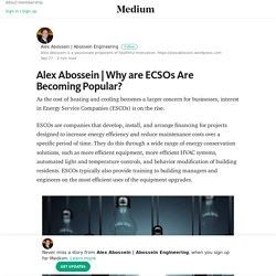 Why are ECSOs Are Becoming Popular?