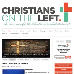 CSM - Christians on the left