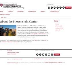 Shorenstein Center