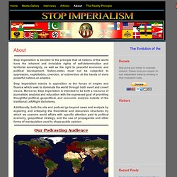 stop imperialism