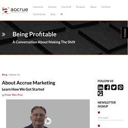 About Accrue Marketing Calgary