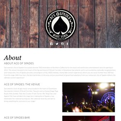 ACE OF SPADES BAR