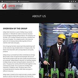 Aditya Steel Industries