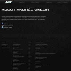 Andrée Wallin