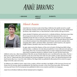 Annie Barrows