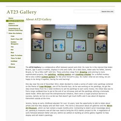 About AT23 Gallery - AT23 Gallery